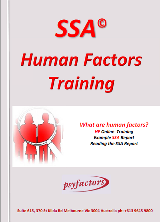 Click to view human factors training for supervisors